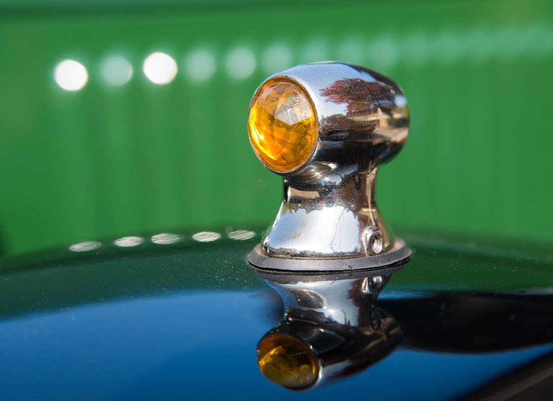 Blinker Citroen 5HP - Oldtimer Detail