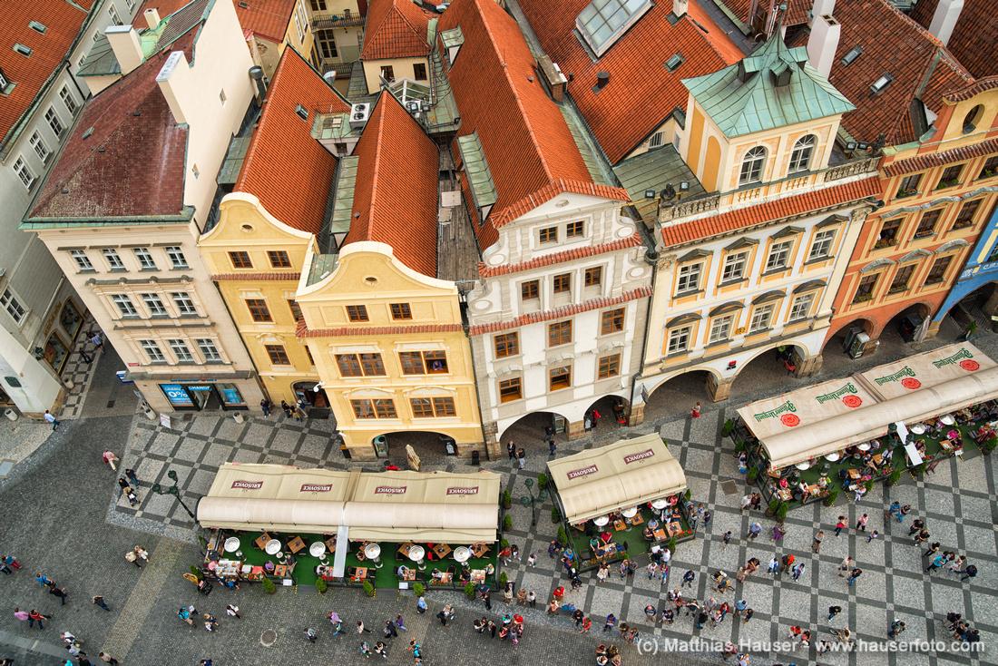 Altstädter Ring, auch Altstädter Markt, Prag, Tschechische Republik, Europa