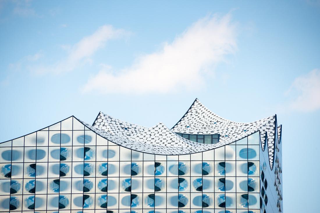 Elbphilharmonie Elphi Hamburg Germany