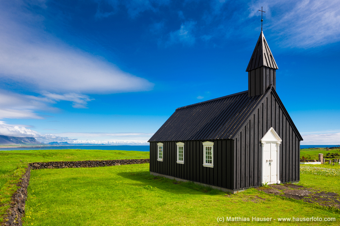 Budir Kirche Church