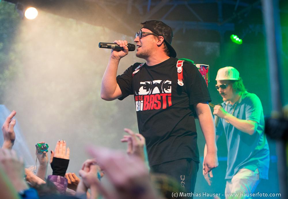 Rapper BattleBoi Basti