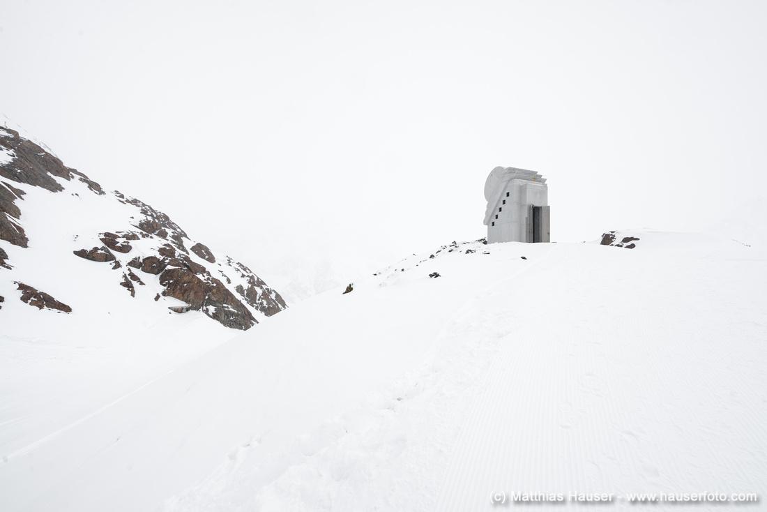 Kapelle des weißen Lichts Pitztal Österreich