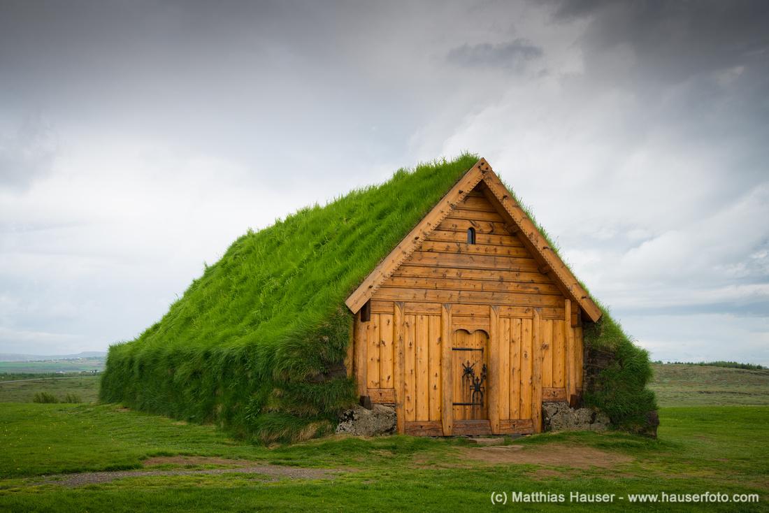 Skalholt Island Iceland