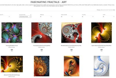 Fractal Art Gallery