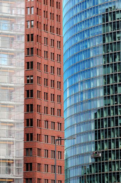 Matthias hauser fotografie fine art photography prints and posters hochhaus architektur in - Architektonische hauser ...