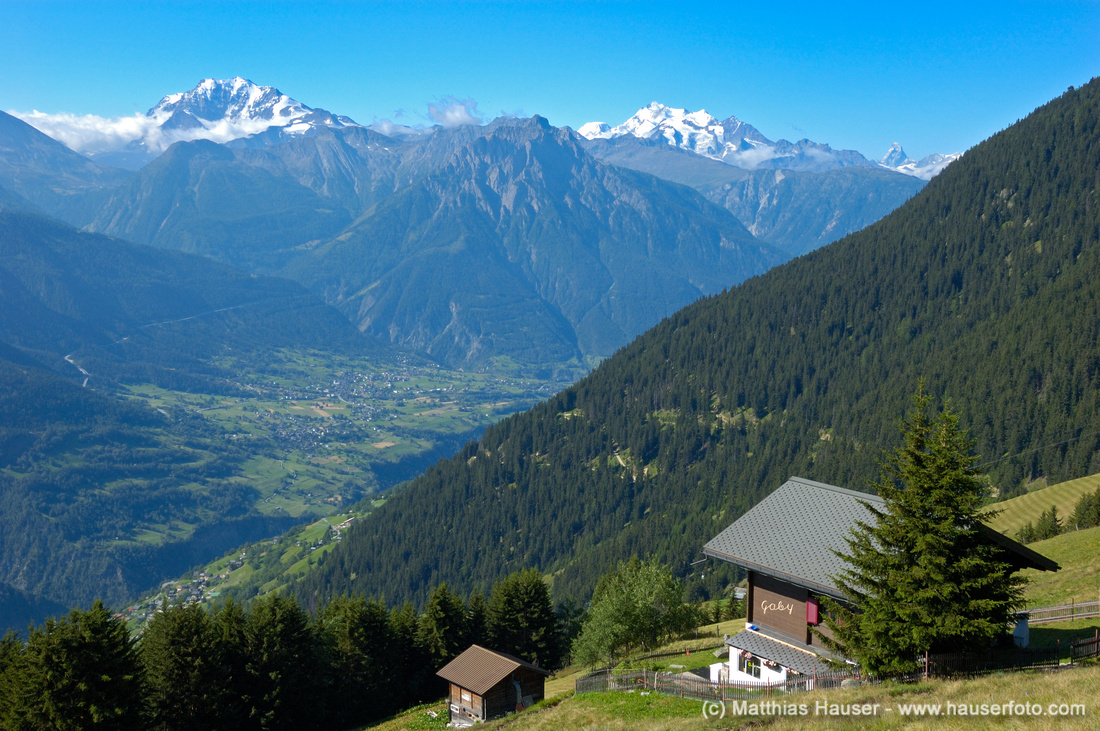 Riederalp, Wallis, Schweiz, Europa - Riederalp, Valais, Switzerland, Europe