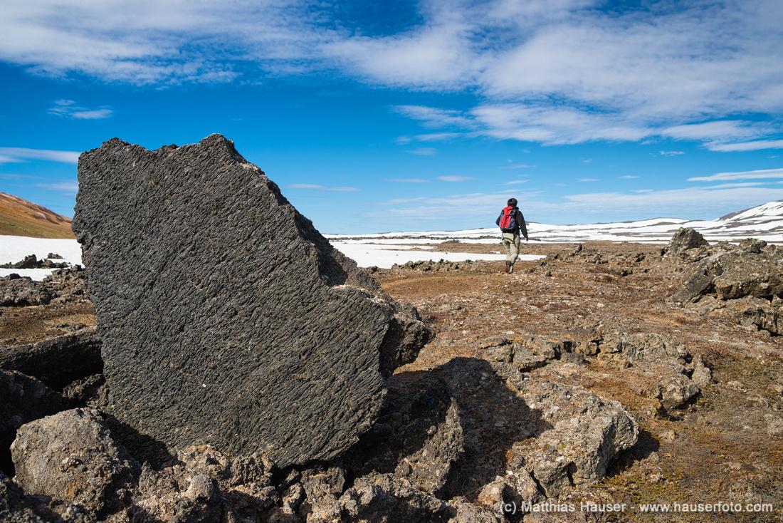Krafla lava fields Leirhnjukur North Iceland Europe