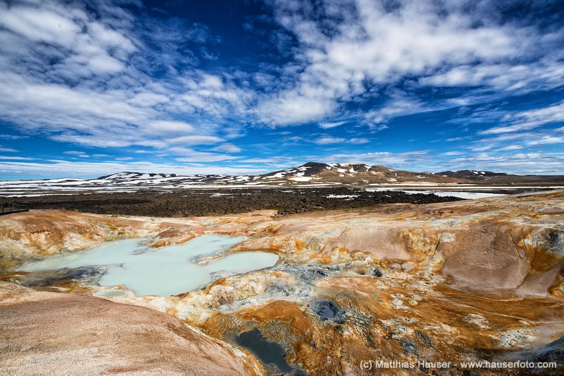Leirhnjukur Northern Iceland - Nord-Island